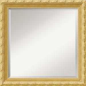 Versailles Gold 24-Inch Bathroom Wall Mirror