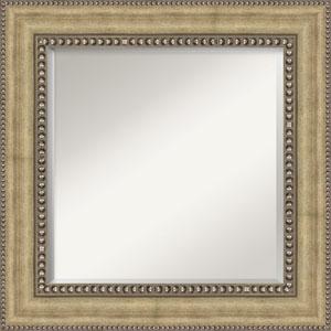 Astoria Champagne 27-Inch Bathroom Wall Mirror