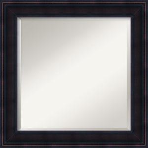 Annatto Cherry 25-Inch Bathroom Wall Mirror