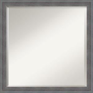 Dixie Gray 22-Inch Bathroom Wall Mirror