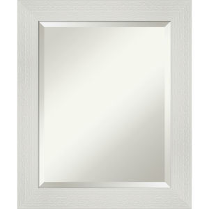 Mosaic White 20W X 24H-Inch Bathroom Vanity Wall Mirror