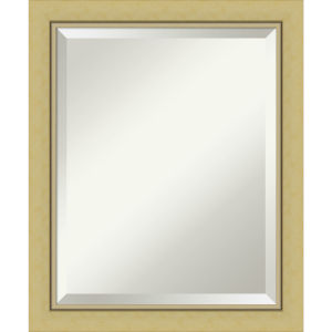 Landon Gold 19W X 23H-Inch Bathroom Vanity Wall Mirror