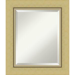 Landon Gold 22W X 26H-Inch Bathroom Vanity Wall Mirror