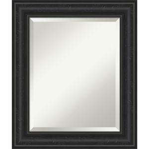Shipwreck Black 21W X 25H-Inch Bathroom Vanity Wall Mirror
