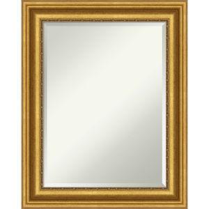 Parlor Gold 24W X 30H-Inch Bathroom Vanity Wall Mirror