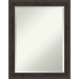 Shipwreck Gray 22W X 28H-Inch Bathroom Vanity Wall Mirror