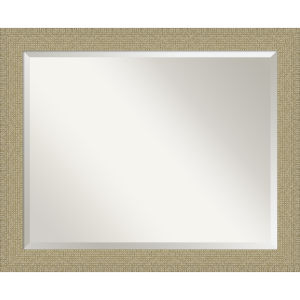 Mosaic Gold 32W X 26H-Inch Bathroom Vanity Wall Mirror