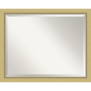 Landon Gold 31W X 25H-Inch Bathroom Vanity Wall Mirror