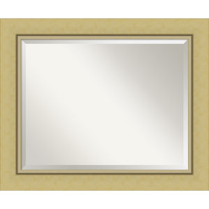 Landon Gold 34W X 28H-Inch Bathroom Vanity Wall Mirror