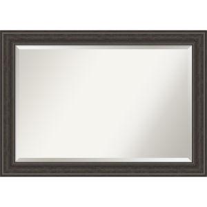 Shipwreck Gray 41W X 29H-Inch Bathroom Vanity Wall Mirror
