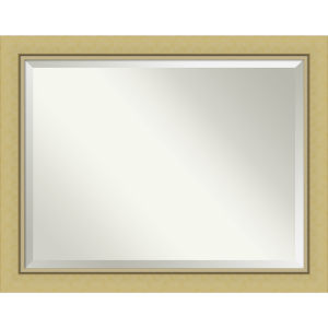 Landon Gold 46W X 36H-Inch Bathroom Vanity Wall Mirror