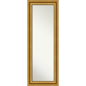 Parlor Gold 20W X 54H-Inch Full Length Mirror
