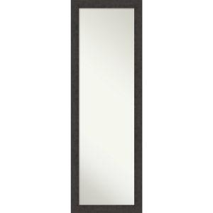 Espresso 17W X 51H-Inch Full Length Mirror