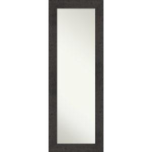 Espresso 19W X 53H-Inch Full Length Mirror
