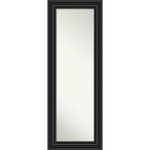 Colonial Black 20W X 54H-Inch Full Length Mirror