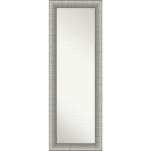 Elegant Pewter 19W X 53H-Inch Full Length Mirror