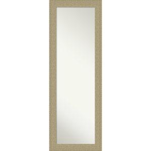 Mosaic Gold 18W X 52H-Inch Full Length Mirror