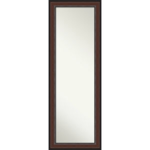 Harvard Walnut 19W X 53H-Inch Full Length Mirror