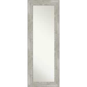 Dove Gray 20W X 54H-Inch Full Length Mirror