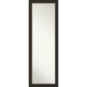 Bronze 18W X 52H-Inch Full Length Mirror