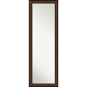 Yale Walnut 17W X 51H-Inch Full Length Mirror