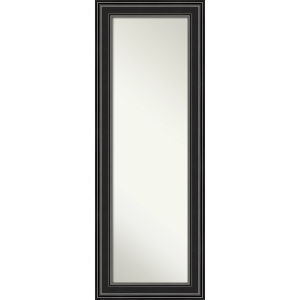 Ridge Black 20W X 54H-Inch Full Length Mirror