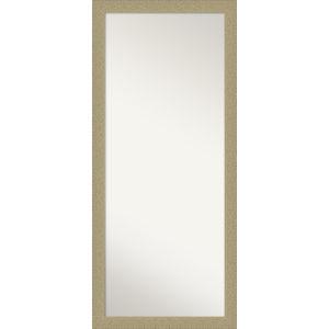 Mosaic Gold 28W X 64H-Inch Full Length Floor Leaner Mirror