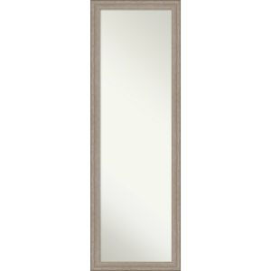 Gray Frame 17W X 51H-Inch Full Length Mirror