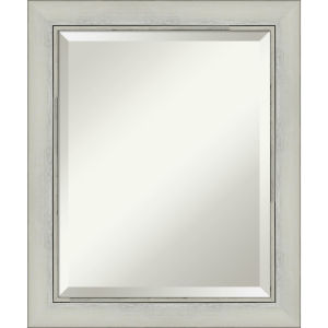 Flair Silver 20W X 24H-Inch Bathroom Vanity Wall Mirror