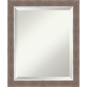 Noble Mocha 20W X 24H-Inch Bathroom Vanity Wall Mirror