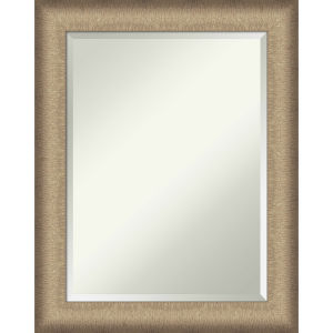 Elegant Bronze 23W X 29H-Inch Bathroom Vanity Wall Mirror