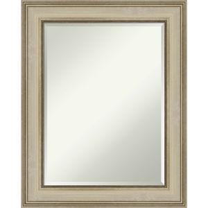 Colonial Gold 24W X 30H-Inch Bathroom Vanity Wall Mirror