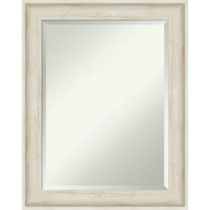 Regal White 23W X 29H-Inch Bathroom Vanity Wall Mirror