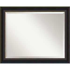 Trio Bronze 33W X 27H-Inch Bathroom Vanity Wall Mirror