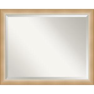 Eva Gold 31W X 25H-Inch Bathroom Vanity Wall Mirror