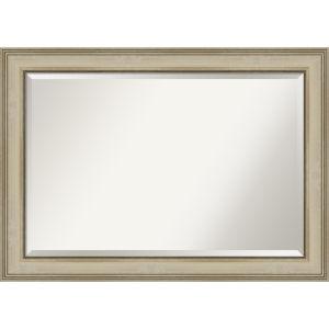 Colonial Gold 42W X 30H-Inch Bathroom Vanity Wall Mirror