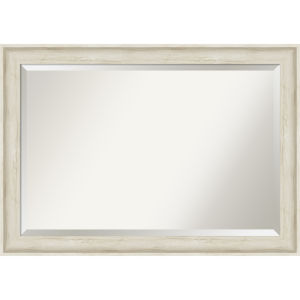 Regal White 41W X 29H-Inch Bathroom Vanity Wall Mirror
