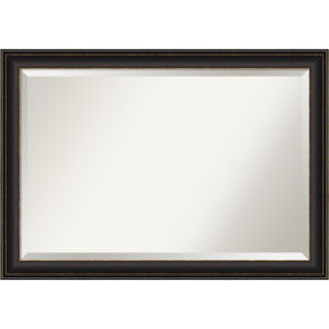 Trio Bronze 41W X 29H-Inch Bathroom Vanity Wall Mirror