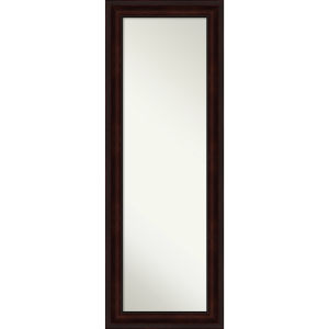 Brown 19W X 53H-Inch Full Length Mirror