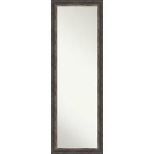 Bark Brown 18W X 52H-Inch Full Length Mirror