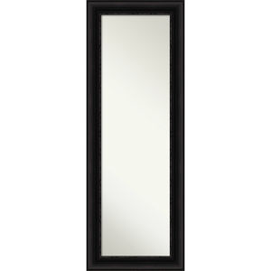 Parlor Black 20W X 54H-Inch Full Length Mirror