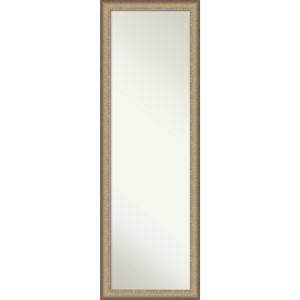 Elegant Bronze 17W X 51H-Inch Full Length Mirror