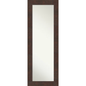 Wildwood Brown 19W X 53H-Inch Full Length Mirror