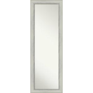 Flair Silver 18W X 52H-Inch Full Length Mirror