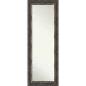 Bark Brown 19W X 53H-Inch Full Length Mirror