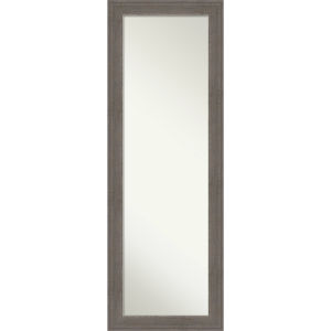Alta Brown and Gray 19W X 53H-Inch Full Length Mirror