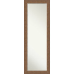 Alta Brown 19W X 53H-Inch Full Length Mirror