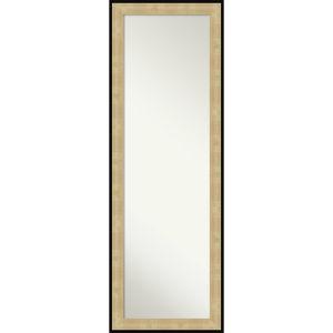 Swan Black 18W X 52H-Inch Full Length Mirror