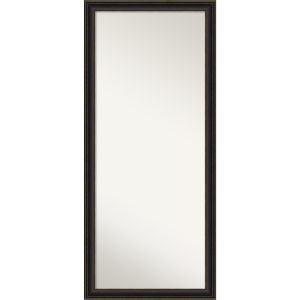 Trio Bronze 29W X 65H-Inch Full Length Floor Leaner Mirror