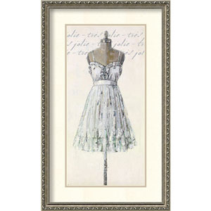 Tres Jolie (Very Pretty) by Leila: 19 x 31-Inch Print Reproduction